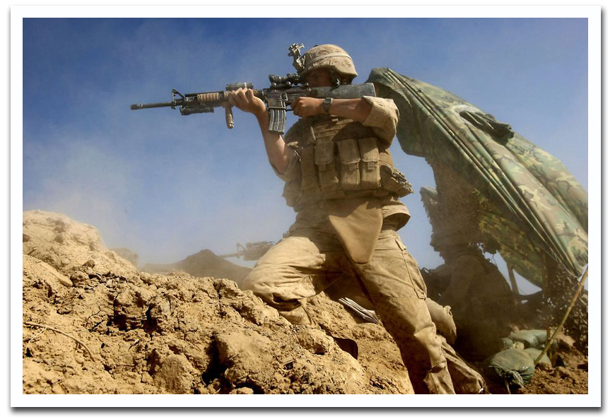 "Photo Friday: ""Every Marine a Rifleman"" 